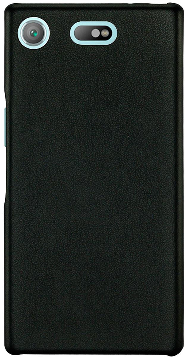 G-Case Slim Premium чехол для Sony Xperia XZ1 Compact, Black магнитый кабель ainy для sony xperia z1 z2 z3 фиолетовый