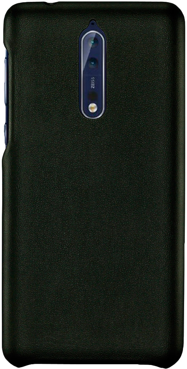 G-Case Slim Premium чехол для Nokia 8, Black g case slim premium чехол для iphone 7 8 black
