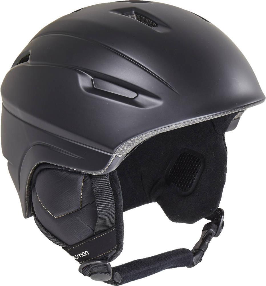 Шлем Salomon  Cruiser 4D , цвет: черный. Размер S (53/56 см) - Горные лыжи