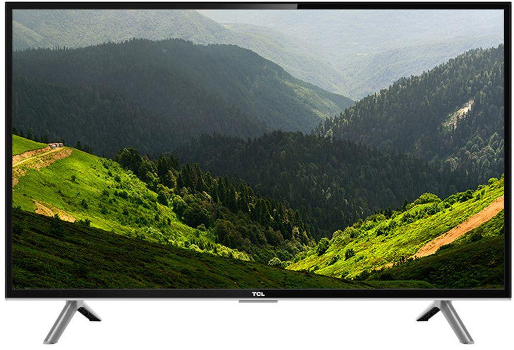 TCL LED28D2900S, Black телевизор