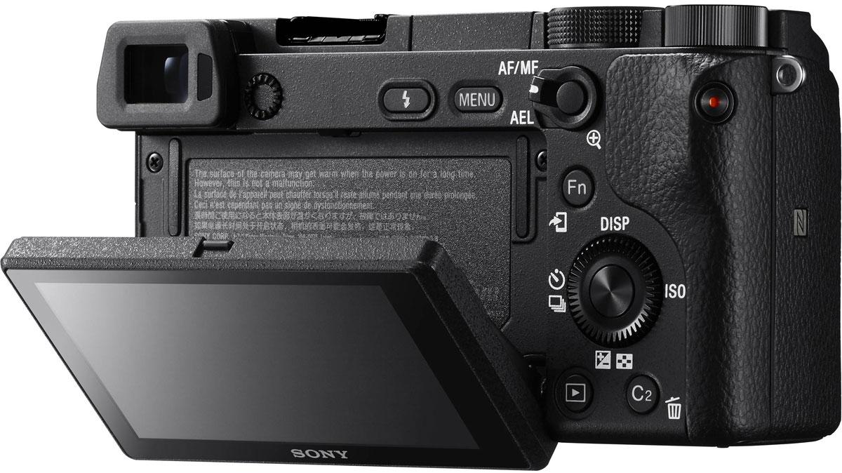 Sony Alpha A6300, Blackцифровая фотокамера