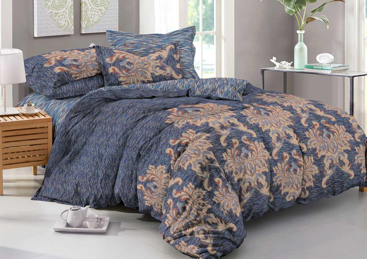 Комплект белья Guten Morgen Mango, 1,5-спальный, сатин. М-771-143-150-70М-771-143-150-70Не отказывайте себе в удовольствии оценить широкий спектр дизайнов, включающий в себя большое количество стилей и разнообразных мотивов. Мы нашли свежее решение в вопросе выбора между комфортом и изысканностью. Наша коллекция рождена с особым теплом и заботой, чтобы впоследствии стать стильной деталью вашего интерьера.Советы по выбору постельного белья от блогера Ирины Соковых. Статья OZON Гид