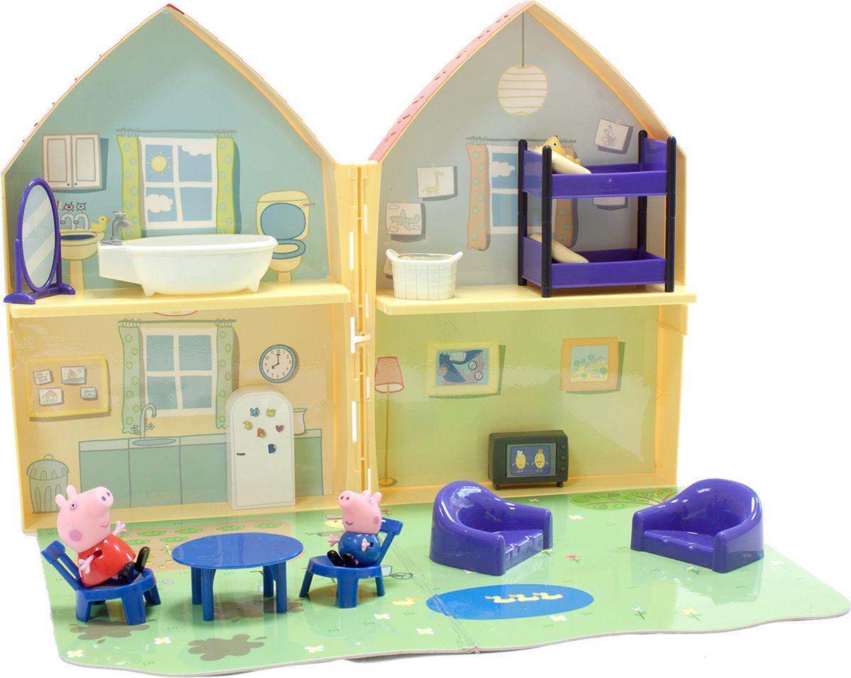 Peppa Pig Игровой набор Домик свинки Пеппы peppa pig игровой набор кухня пеппы
