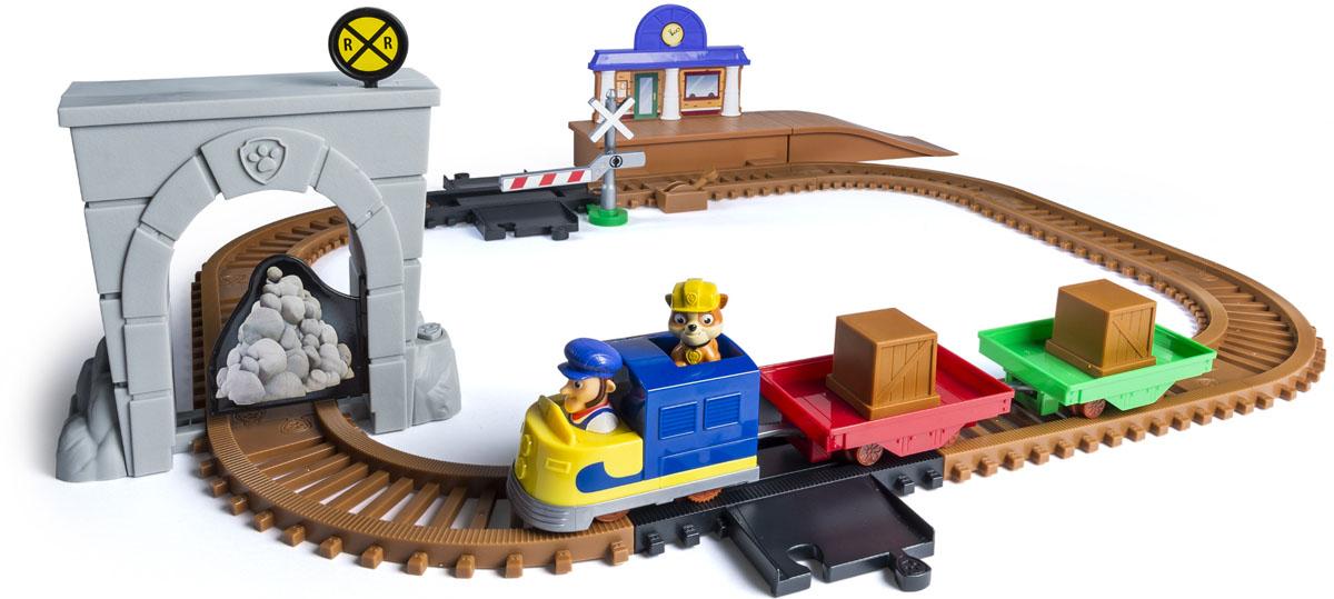 Paw Patrol Железная дорога Спасателей - Железные дороги