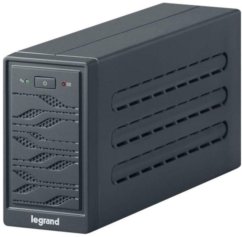 Legrand Niky 800ВА источник бесперебойного питания310003ИБП Legrand Niky 800ВА предназначен для обеспечения бесперебойным питанием оборудования для обработки данных. Линейно-интерактивный ИБП Legrand Niky 800ВА оснащён автоматическим регулятором напряжения,который позволяет питать нагрузку устойчивым выходным напряжением даже при нестабильном напряжении электросети. ИБП позволяет выполнять холодный старт (включать нагрузку при отсутствии сетевого питания). ИБП оснащён интерфейсом USB к которому можно подключить компьютер для доступа к данным, касающимся работы ИБП, и управления автоматическим завершением работы операционных систем.ИБП Legrand Niky 800ВА оснащен встроенным стандартным телефонным разъёмом RJ11/RJ45, который обеспечивает защиту телефонных аппаратов или сетевого оборудования (модемов, телефонов и т.д.) от перенапряжения.