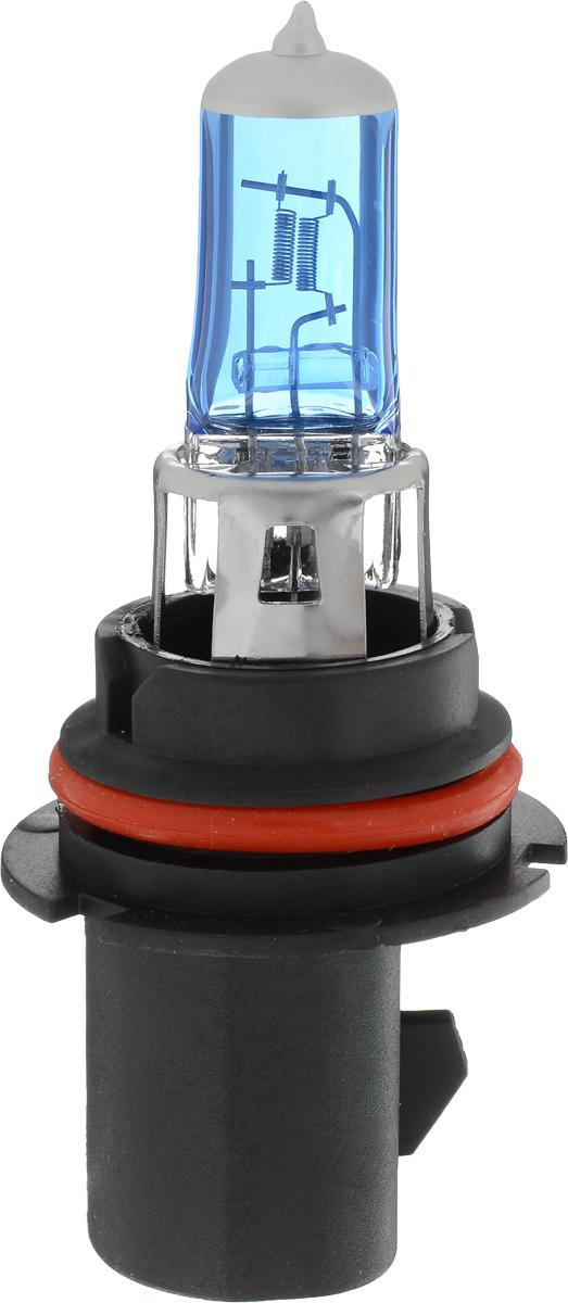 Лампа автомобильная галогенная Clearlight Xenon Vision, HB5, 12V, 55WML9007XVXenonVision. Цветовая температура 6000К. В колбе используется уникальная ксеноновая смесь высокого давления, что позволяет сделать нить накала тоньше и длиннее. Цвет света распределен от белого по центру фары к насыщенно-белому в середине и слегка с голубым оттенком цвета к краю пучка света.