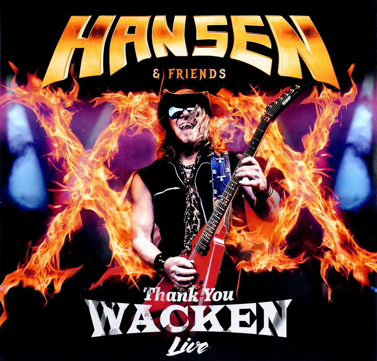 Kai Hansen. Thank You Wacken (2 LP)