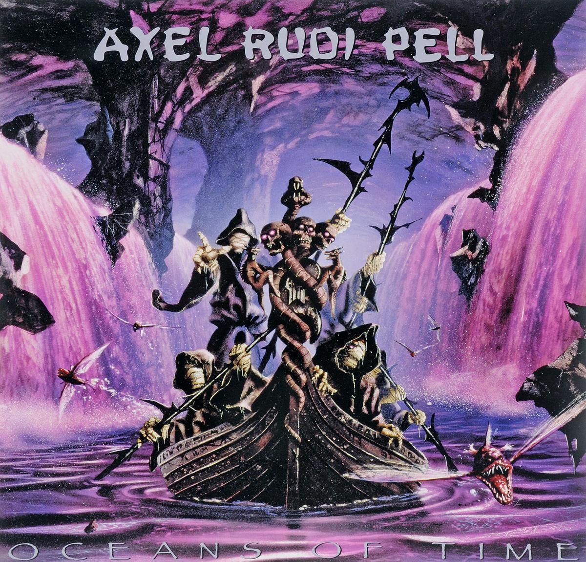 Аксель Руди Пелл Axel Rudi Pell. Oceans of Time (Re-Release) (2LP + CD) рубашка fore axel