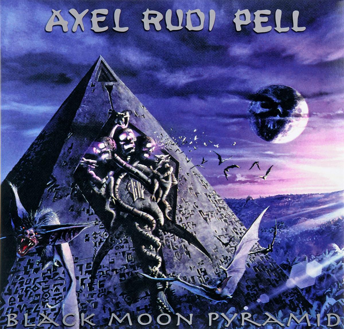 Аксель Руди Пелл Axel Rudi Pell. Black Moon Pyramid (Re-Release) (2LP + CD) рубашка fore axel
