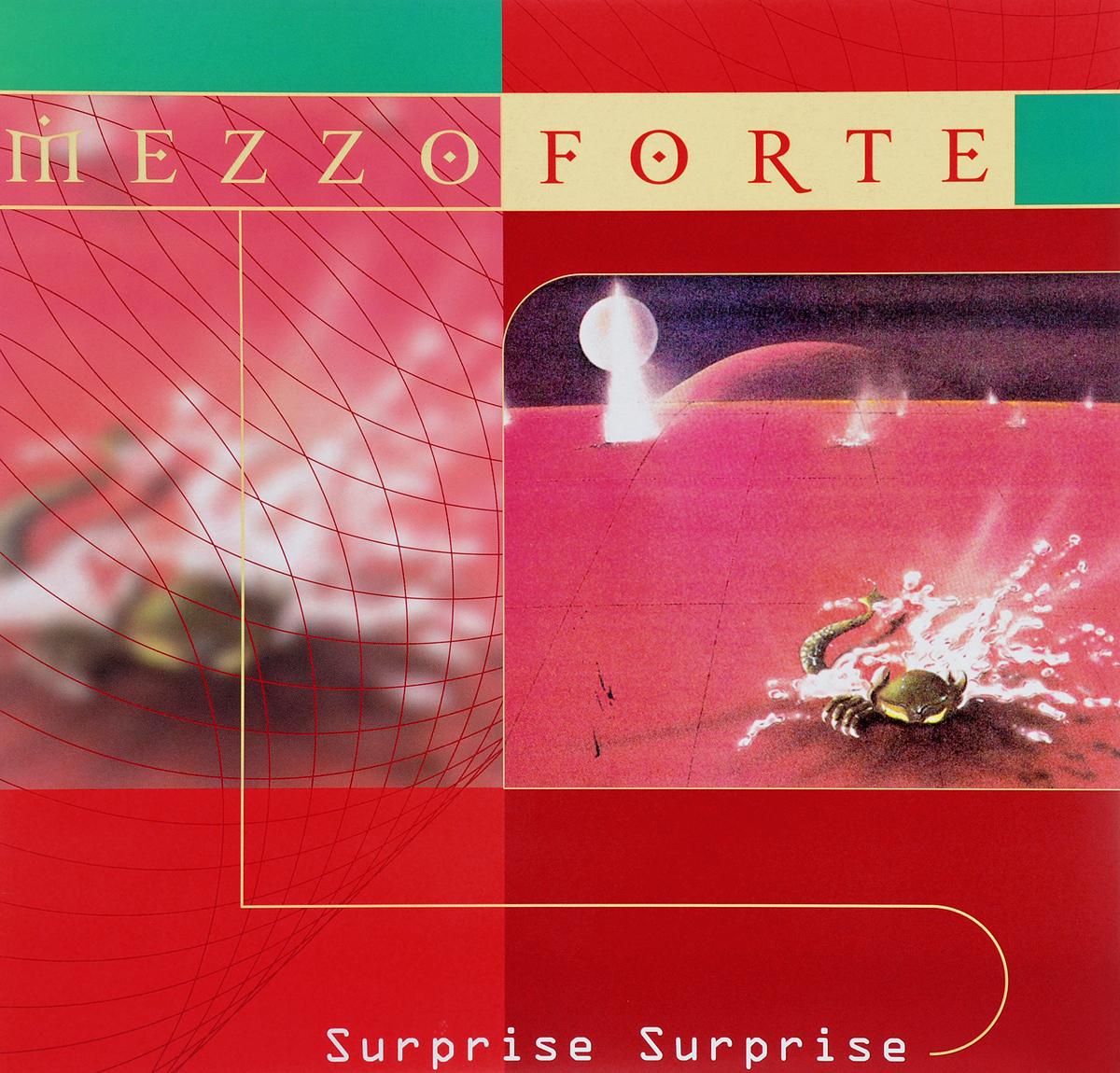 Mezzoforte. Surprise Surprise (LP)