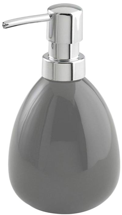 Диспенсер для мыла Wenko Polaris, цвет: серый20387100