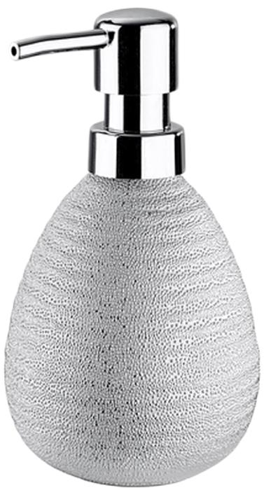 Диспенсер для мыла Wenko Polaris, цвет: серебристый21996100