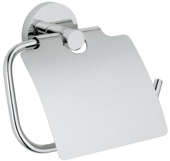 Держатель для туалетной бумаги Wenko Cuba, цвет: серый металлик22176100