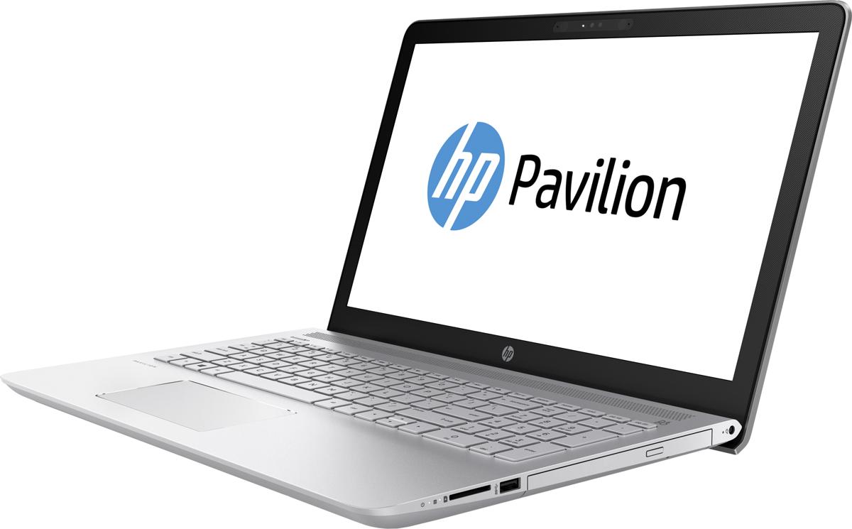 HP Pavilion 15-cd009ur, Mineral Silver (2FN20EA)490176Ноутбук HP Pavilion 15-cd009ur сочетает все преимущества настольного ПК в компактном корпусе. Потрясающий звук и четкий Full HD дисплей - это лишь часть тех преимуществ, которые оставляют незабываемые впечатления от использования этого компьютера.Используйте по максимуму весь функционал Windows на кристально чистом экране с качеством Full HD, оптимизированном для Windows 10. Четкое изображение, с которым вы не упустите ни одну деталь - даже при плохом освещении. Наслаждайтесь живым общением благодаря веб-камере HP Wide Vision Full HD.С помощью производительного процессора от AMD можно выполнять любые задачи. Создавайте великолепные визуальные материалы, не замедляя работу ноутбука, благодаря дискретной графической карте AMD Radeon 530. Благодаря модулю беспроводной связи с сертификацией Wi-Fi общаться с коллегами по Интернету и электронной почте можно не только в офисе, но и в любом другом месте с точкой доступа.Встроенные динамики обеспечивают превосходное качество звучания. С помощью разъема HDMI можно подключить ноутбук к большому HD-монитору, что особенно удобно для показа презентаций.Точные характеристики зависят от модификации.Ноутбук сертифицирован EAC и имеет русифицированную клавиатуру и Руководство пользователя
