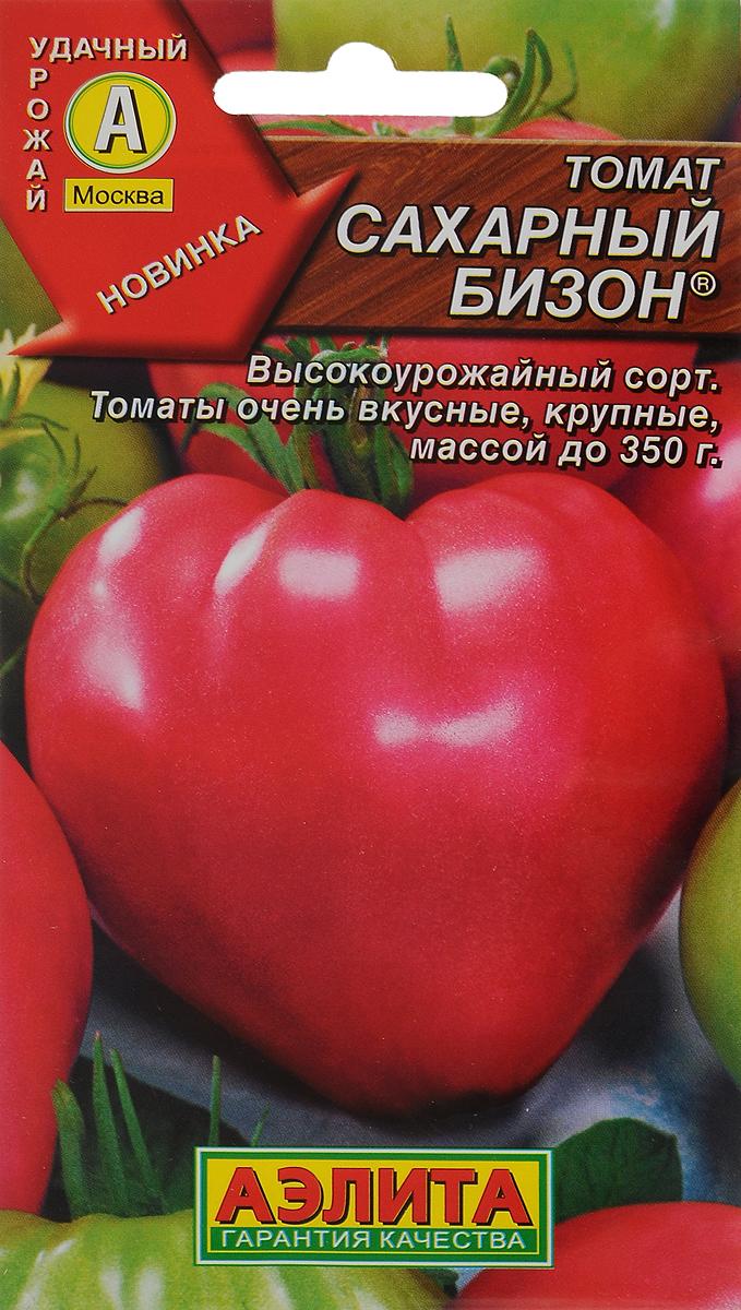 Семена Аэлита Томат. Сахарный бизон4601729051951Сорт среднеспелый, от полных всходов до плодоношения около 110 дней. Индетерминантный, формирует высокорослые растения (до 1,8 м). Закладка первого соцветия над 6-7-м листом, последующих - через 1-2 листа. Плоды сердцевидной формы, плотные, многокамерные, массой 200-250 г (первые плоды до350 г). Окраска зрелого плода малиново-розовая. Вкусовыекачестваотличные.Средняяурожайностьсорта 6,5-7,2 кг/м2. Ценность сорта - высокая урожайность, отличный вкус, оригинальная форма и окраска плодов. Посев: выращивают через рассаду с обязательной пикировкой в фазе1-2 настоящих листьев. Рассаду высаживают в возрасте 60-65 дней, размещая на1 м2 3-4 шт. Растения подвязывают и формируют в1-2 стебля. Обязательным является удаление боковых побегов (пасынков). Растениям необходимы регулярные поливы, прополки, рыхления и подкормки. Уважаемые клиенты! Обращаем ваше внимание на то, что упаковка может иметь несколько видов дизайна. Поставка осуществляется в зависимости от наличия на складе.