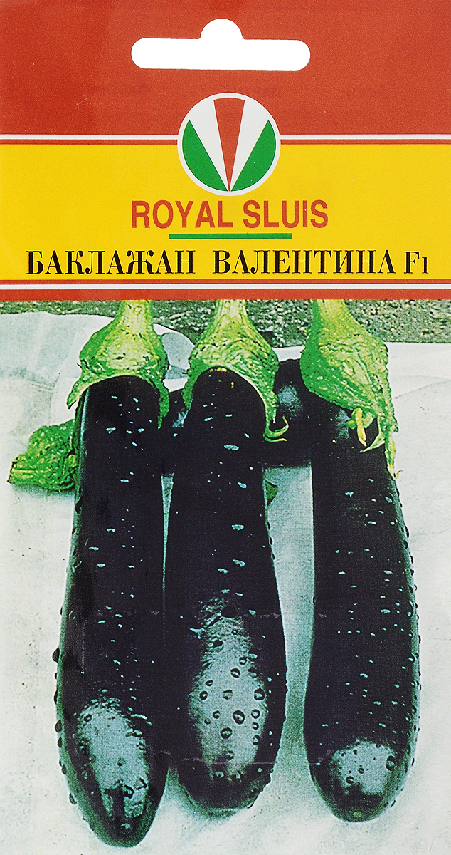 Семена Royal Sluis Баклажан. Валентина F14607083905145Семена Royal Sluis Баклажан. Валентина F1 - очень ранний высокоурожайный гибрид баклажана с плодами удлиненной каплевидной формы. Плоды однородные, средний размер 5 х 25 см, удлиненные, очень красивые, богатого фиолетово-черного цвета с зеленной плодоножкой, отличных товарных качеств, с белой мякотью. Созревает в среднем через 60 дней после пересадки. Растение высотой в среднем 85 см, открытого типа, адаптировано к различным условиям выращивания. Рекомендуется для выращивания на шпалерах и тросах в теплицах, парниках и открытом грунте, предпочтительно на подпорах, а так же во всех сооружениях защищенного грунта. Рекомендуемая схема посадки: 0,7 х 0,7 м, или 2 растения на 1 м/кв в открытом грунте; 0,7 х 0,7-0,8 м или 1,8-2 растения на 1 м/кв в шахматном порядке. Для потребления в свежем виде и переработки. Товар сертифицирован.Уважаемые клиенты! Обращаем ваше внимание на то, что упаковка может иметь несколько видов дизайна. Поставка осуществляется в зависимости от наличия на складе.