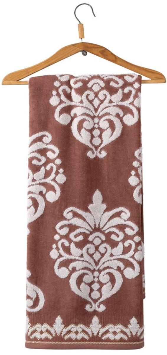 Полотенце махровое Guten Morgen Рицо, цвет: коричневый, 34 x 76 смВТY-1057 ZT 3476Полотенце изготовлено из высококачественного хлопка. Оно мягкое, приятное на ощупь, превосходно впитывает влагу. Не линяет, использованы стойкие к стирке цвета.