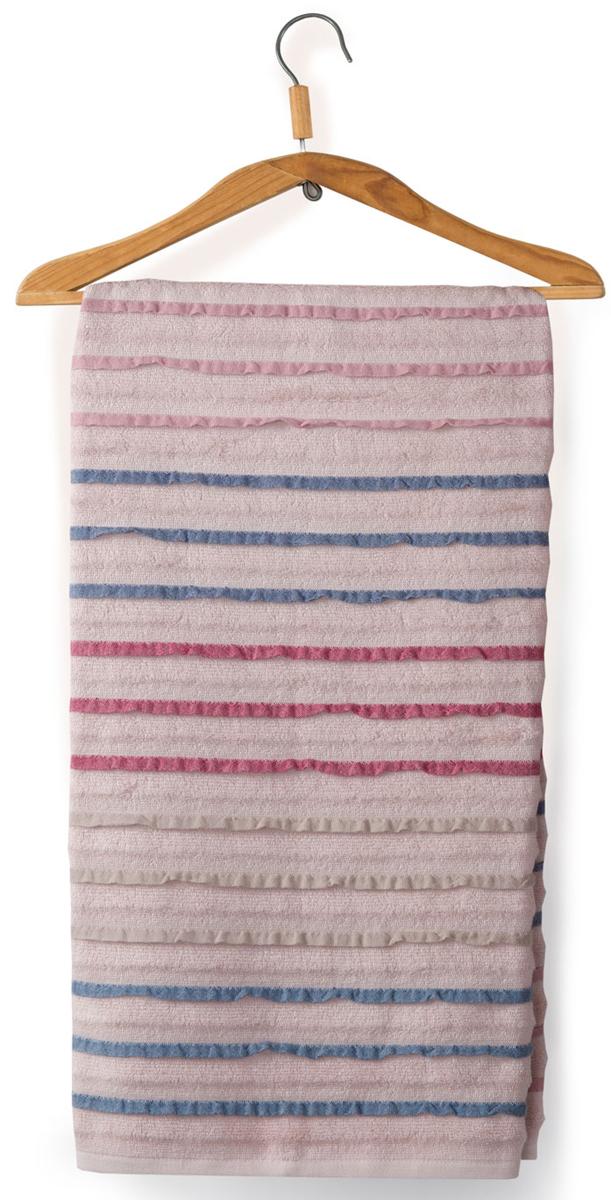 """Полотенце Guten Morgen """"Прованс"""" выполнено из махровой ткани. Изделие отлично впитывает влагу, быстро сохнет, сохраняет яркость цвета и не теряет форму даже после многократных стирок.  Такое полотенце очень практично и  неприхотливо в уходе."""