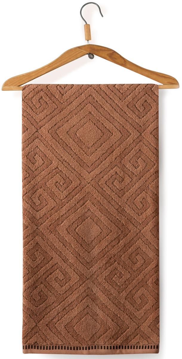 Полотенце изготовлено из высококачественного хлопка. Оно мягкое, приятное на ощупь, превосходно впитывает влагу. Не линяет, использованы стойкие к стирке цвета.