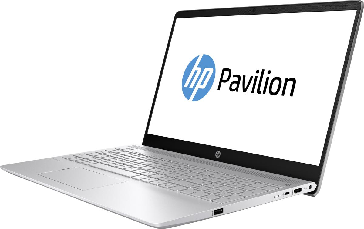 HP Pavilion 15-ck003ur, Mineral Silver (2PP66EA)512277Ноутбук HP Pavilion 15-ck003ur сочетает все преимущества настольного ПК в компактном корпусе. Потрясающий звук и четкий Full HD дисплей - это лишь часть тех преимуществ, которые оставляют незабываемые впечатления от использования этого компьютера.Используйте по максимуму весь функционал Windows на кристально чистом экране с качеством Full HD, оптимизированном для Windows 10. Четкое изображение, с которым вы не упустите ни одну деталь - даже при плохом освещении. Наслаждайтесь живым общением благодаря веб-камере HP Wide Vision Full HD.С помощью производительного процессора от Intel можно выполнять любые задачи. Создавайте великолепные визуальные материалы, не замедляя работу ноутбука, благодаря встроенной графической карте Intel UHD Graphics 620. Благодаря модулю беспроводной связи с сертификацией Wi-Fi общаться с коллегами по Интернету и электронной почте можно не только в офисе, но и в любом другом месте с точкой доступа.Встроенные динамики обеспечивают превосходное качество звучания. С помощью разъема HDMI можно подключить ноутбук к большому HD-монитору, что особенно удобно для показа презентаций.Используйте 25 Гбайт Dropbox для хранения и синхронизации файлов. Храните фотографии, музыку и другие файлы и делитесь ими в любом месте, где есть доступ в Интернет, в течение года.Точные характеристики зависят от модификации.Ноутбук сертифицирован EAC и имеет русифицированную клавиатуру и Руководство пользователя