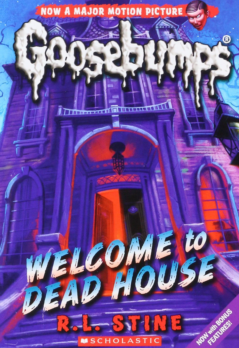 Welcome to Dead House: Classic Goosebumps