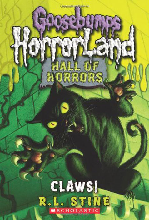 Goosebumps Hall of Horrors №1: Claws!