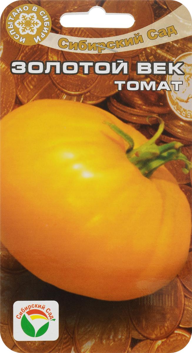 Семена Сибирский сад Томат. Золотой век7930041230766Уважаемые клиенты! Обращаем ваше внимание на то, что упаковка может иметь несколько видов дизайна. Поставка осуществляется в зависимости от наличия на складе.