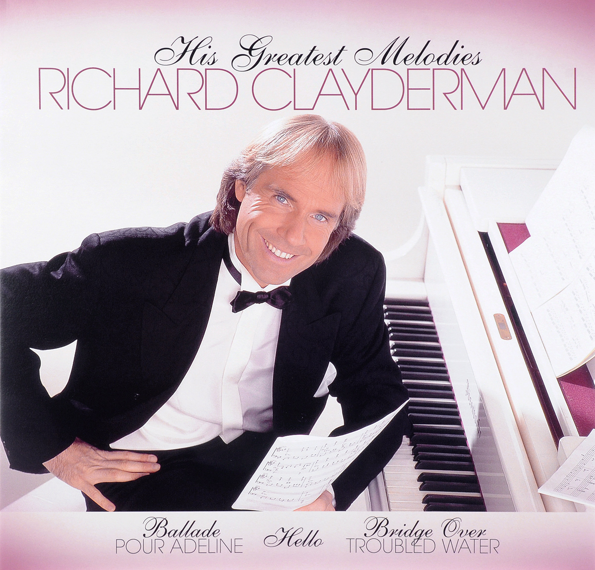Richard Clayderman. His Greatest Melodies (LP )