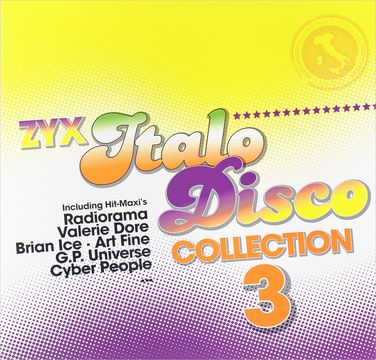 где купить ZYX Italo Disco Collection 3 (2 LP) по лучшей цене