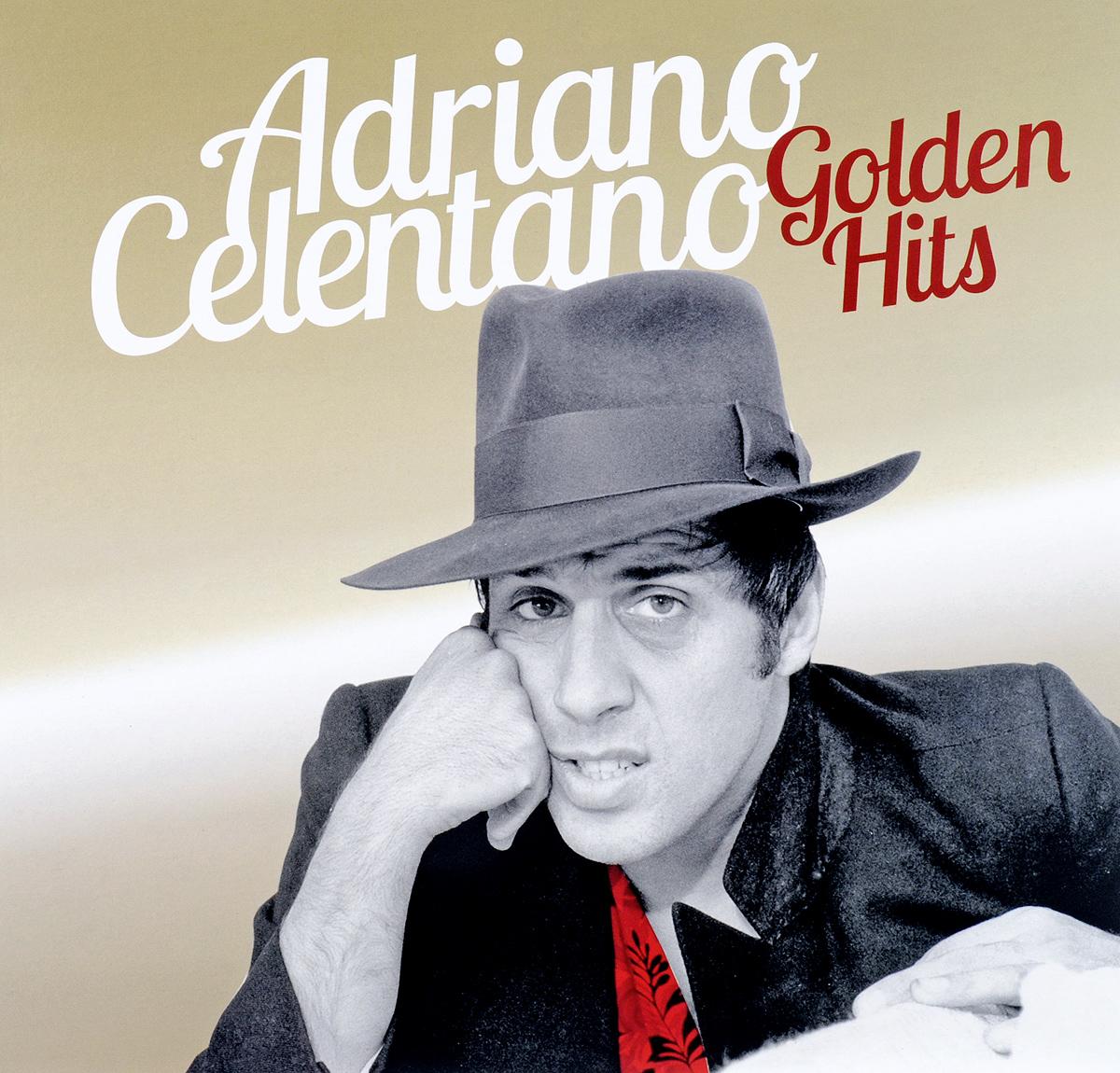 Адриано Челентано Adriano Celentano. Golden Hits (LP) adriano celentano unicamentecelentano deluxe edition 2 cd