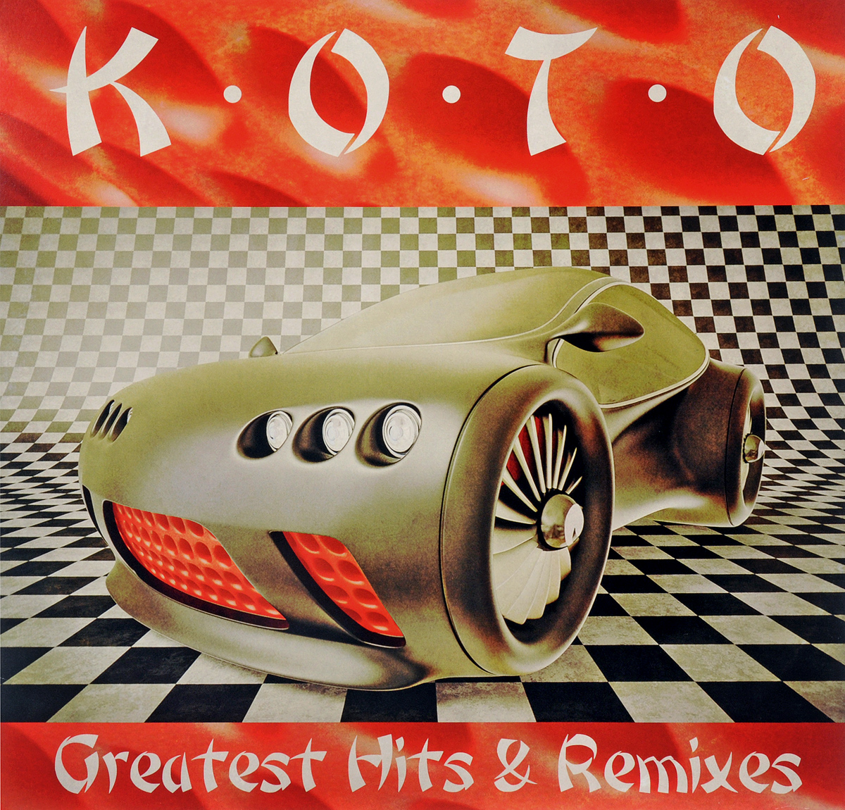 Koto Koto. Greatest Hits & Remixes (LP)