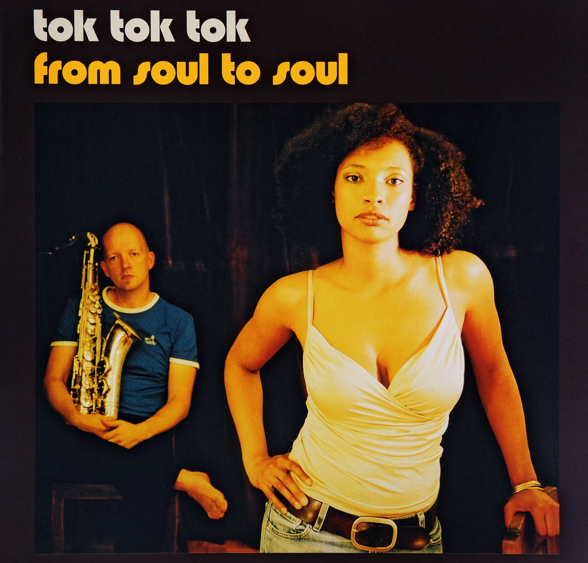 Tok Tok Tok Tok Tok Tok. From Soul To Soul (2 LP) боди для девочек tok tic 100% a03