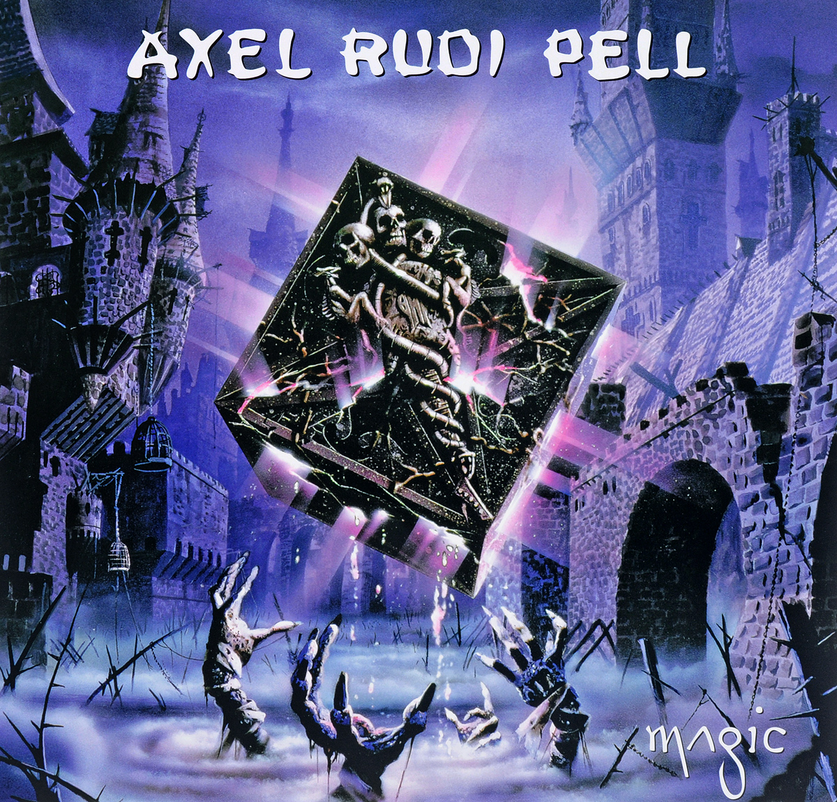 Axel Rudi Pell. Magic (Re-Release) (2LP + CD)