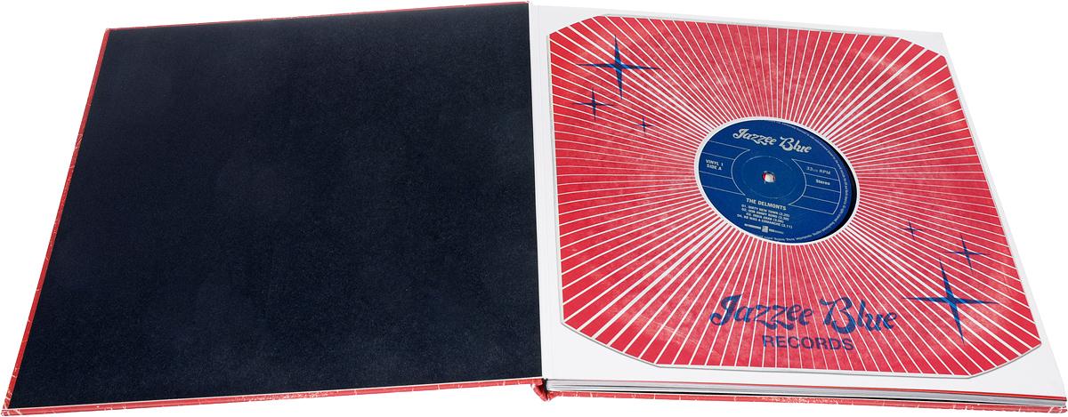 Chris Rea. Return of the Fabulous Hofner Bluenotes. Deluxe Edition (2 LP + 3 CD + Book) Ear Music