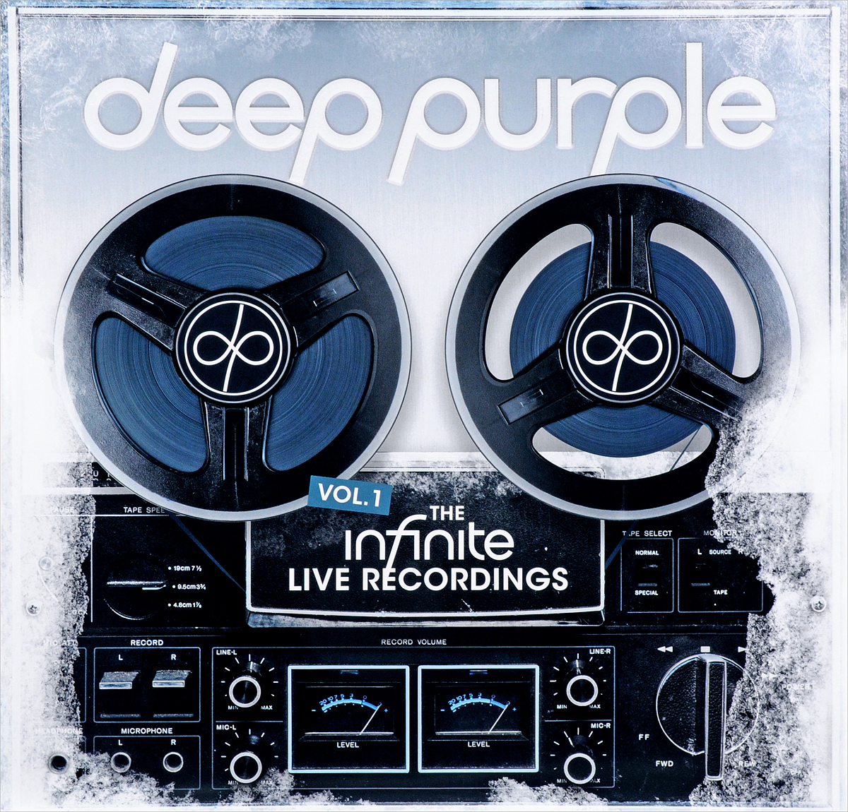 Deep Purple Deep Purple. The inFinite Live Recordings Volume 1 (3 LP)
