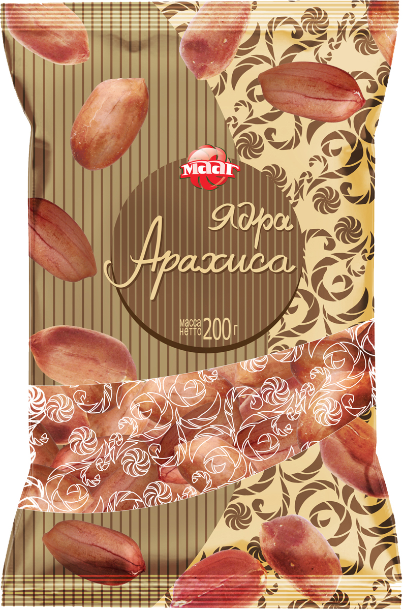МААГ ядра арахиса, 200 г для растений семейства бобовых характерно