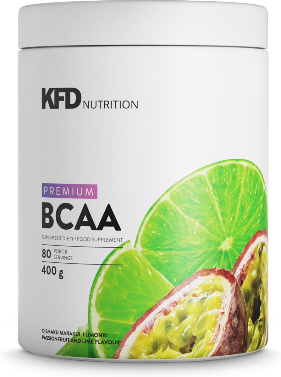 Комплекс аминокислот KFD Premium BCAA, гранат, 400 г prolab bcaa prolab plus 180капс