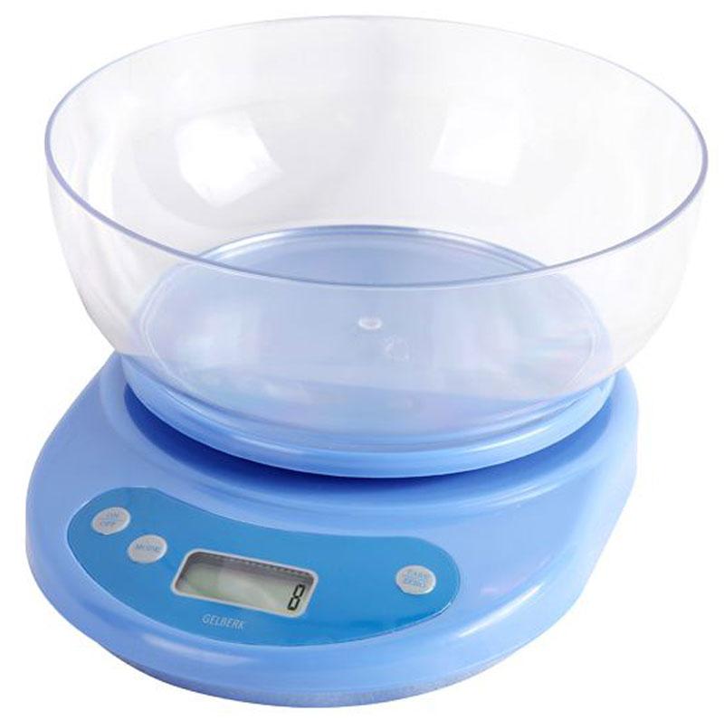 Gelberk GL-253 весы кухонныеGL-253Кухонные электронные весы Gelberk GL-253 - незаменимые помощники современной хозяйки. Они помогут точно взвесить любые продукты и ингредиенты. Кроме того, позволят людям, соблюдающим диету, контролировать количество съедаемой пищи и размеры порций. Предназначены для взвешивания продуктов с точностью измерения 1 грамм.
