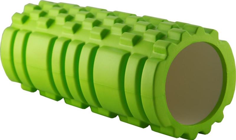 Ролик массажный  Atemi , цвет: зеленый - Фитнес
