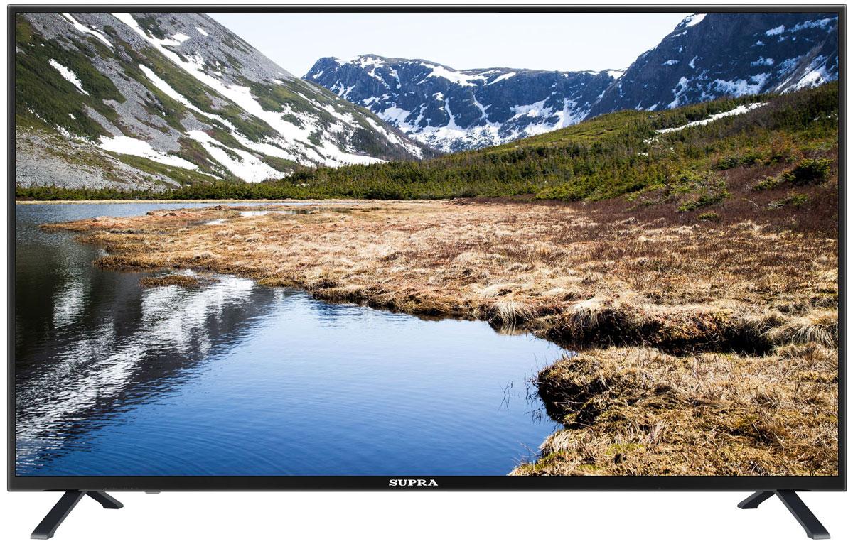 Supra STV-LC55LT0010F, Black телевизор led телевизор supra stv lc55lt0010f