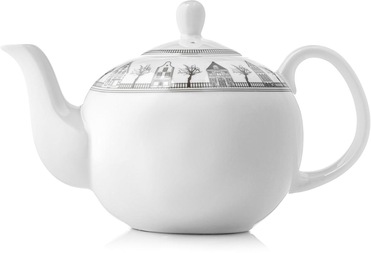 Чайник заварочный Esprado Saragossa, 1,22 лSRGL13BE306Заварочный чайник Saragossa изготовлен из твердого фарфора и назван в честь древнейшего города Испании. Круговая деколь передаст атмосферу средиземноморских улочек и перенесет в солнечную долину виноградников и оливковых плантаций.Чайник новой круглой формы очень практичен: его легко очищать, чаинки не забиваются в отверстия. Кроме того, благодаря округлому силуэту чайник стал более изящным и подойдет как для чаепития в кругу семьи, так и для торжественного случая.Изделия из твердого фарфора можно использовать в микроволновой печи, мыть в посудомоечной машине.