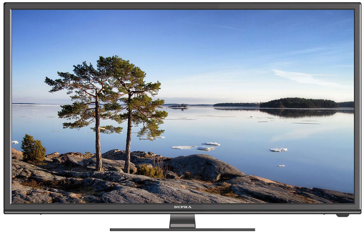 Supra STV-LC32LT0040W, Black телевизор