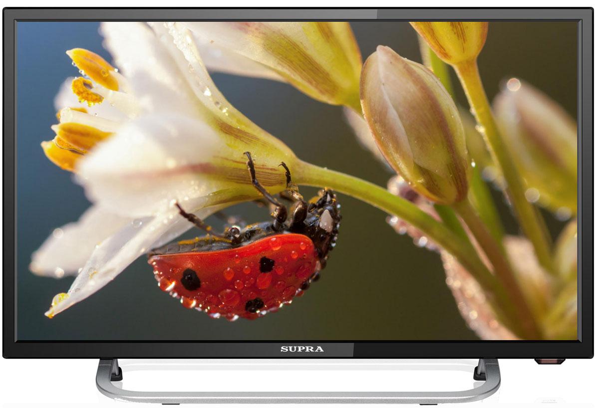 Supra STV-LC24T880WL, Black телевизор led телевизор supra stv lc22lt0020f