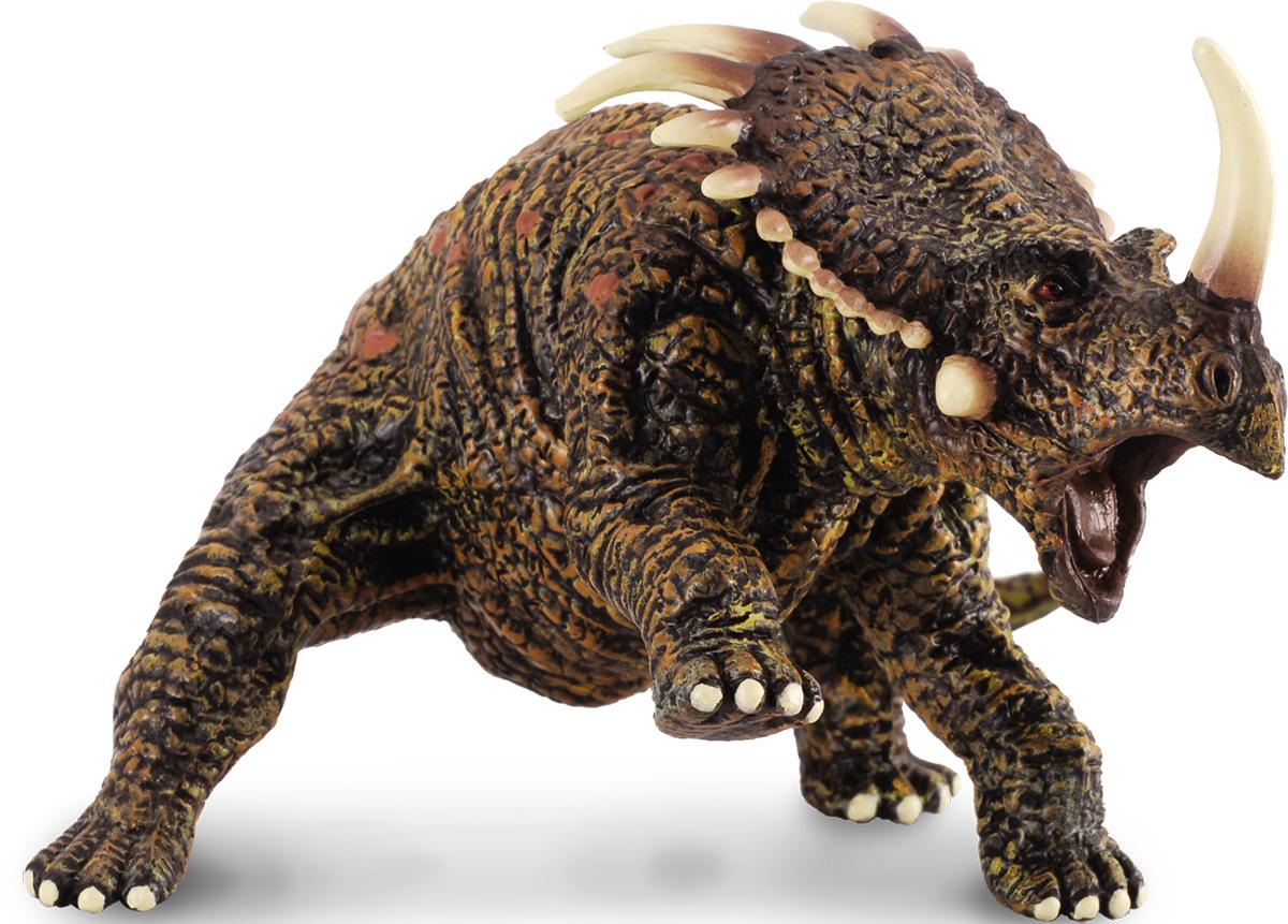 Collecta Фигурка Стиракозавр цвет коричневый игровые фигурки gulliver collecta двугорбый верблюд l