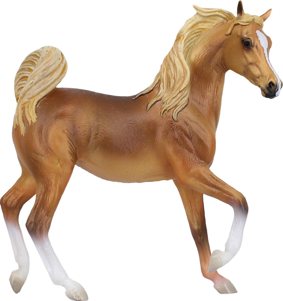 Collecta Фигурка Арабская кобыла золотой каштан как правильно лошадь ганновер