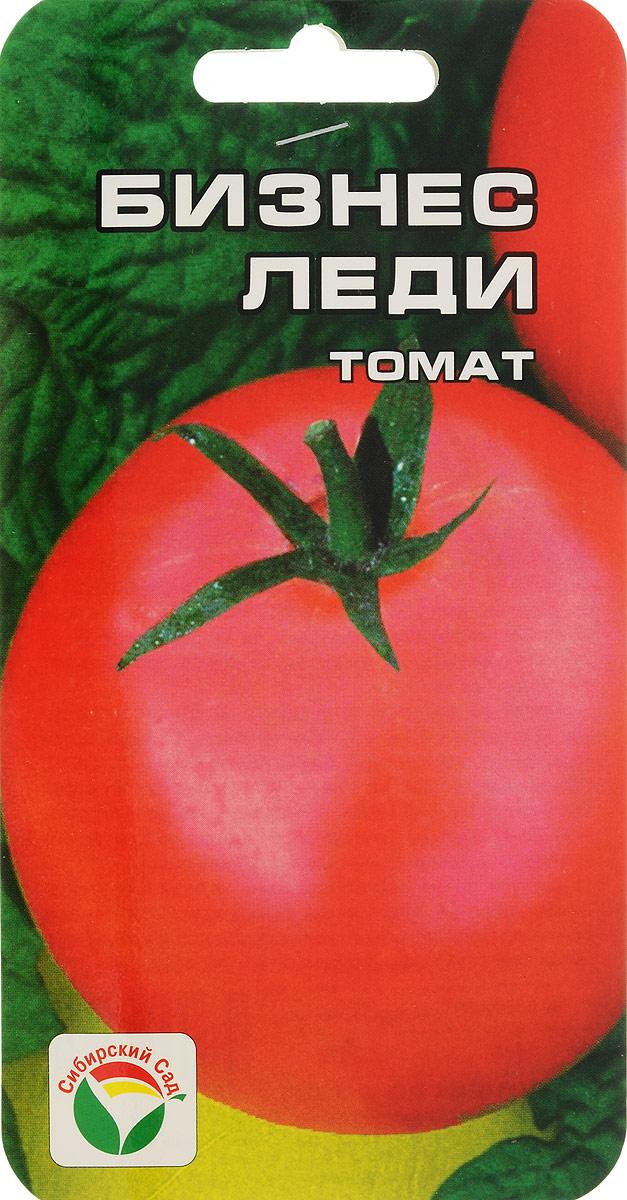 Семена Сибирский сад Томат. Бизнес Леди7930041230254Среднепоздний сорт, основным достоинством которого является отличная лежкость плодов, позволяющая сохранять их в течение 2-3 месяцев после сбора. Растение высотой 1,7-2,0 м, над 8-9 листом формирует кисти с 5-7 плотными круглыми гладкими плодами массой 130-180 грамм. Плоды в технической спелости зеленовато-белесые, в биологической - матово-красные. Урожайность сорта составляет 17-18 кг с 1 кв.м.Посев на рассаду производят за 50-60 дней до высадки растений на постоянное место. Оптимальная постоянная температура прорастания семян 23-25°С. При высадке в грунт на 1 кв.м размещают 3 растения. Формируется в 1-2 стебля с пасынкованием и подвязкой.Сорт хорошо реагирует на полив и подкормки комплексными минеральными удобрениями. Для ускорения процесса всхожести семян, оздоровления растений, улучшения завязываемости плодов рекомендуется пользоваться специально разработанными стимуляторами роста и развития растений.Уважаемые клиенты! Обращаем ваше внимание на то, что упаковка может иметь несколько видов дизайна. Поставка осуществляется в зависимости от наличия на складе.