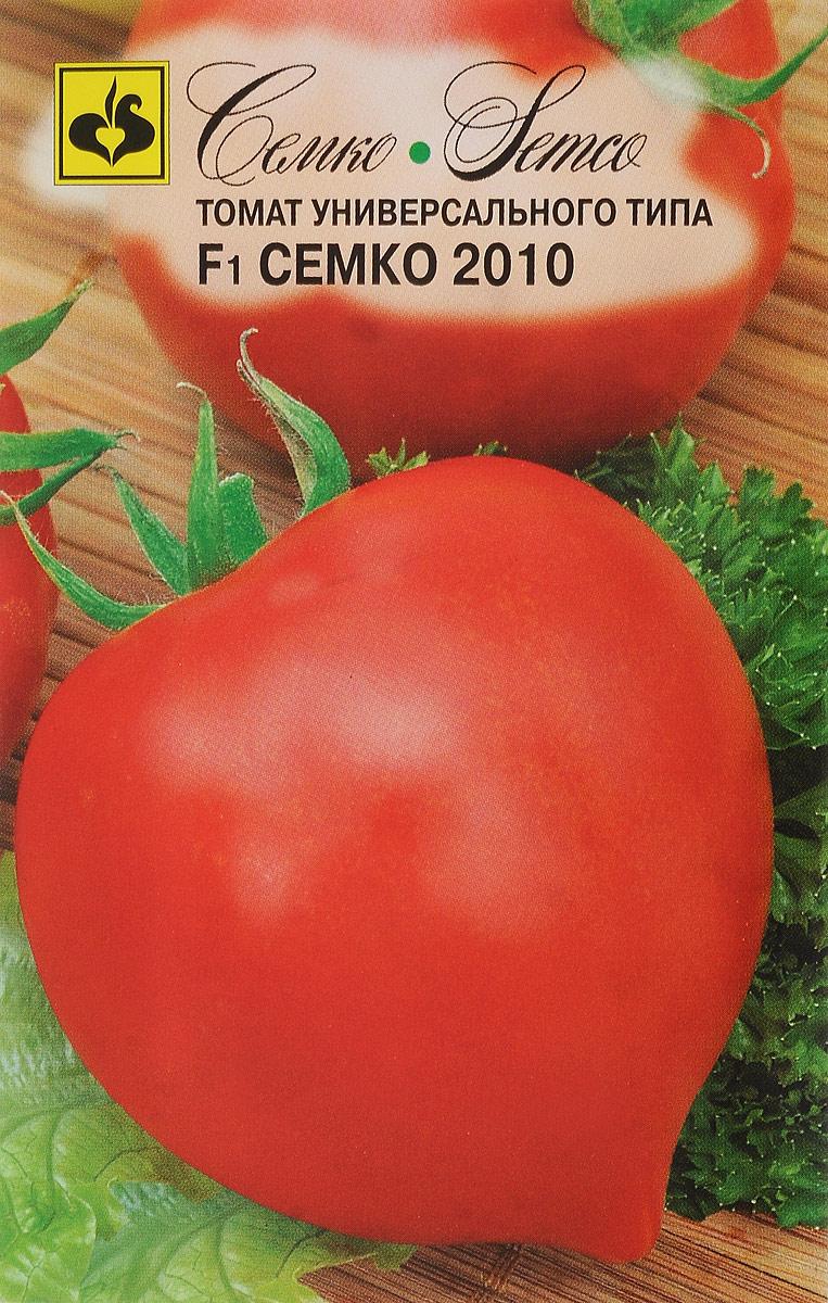 Семена Семко Томат-2010 F14640001823022Семена Семко Томат-2010 F1 - гибрид раннеспелый. От всходов до созревания 85-90 дней. Растение компактное, среднеоблиственное. Плоды округлые с заостренной вершиной, темно-красные, без зеленого пятна у плодоножки, гладкие, плотные, массой 120-130 г. Вкусовые качества, товарность и транспортабельность плодов отличные. Содержание сухого вещества 5,5-6,6%, общего сахара 3,2-4,1%, витамина С 18,2-21,7 мг%. Гибрид жаро- и засухоустойчив, плоды мало растрескиваются и слабо поражаются вершинной гнилью. Устойчив к вирусу томатной мозаики (ToMV), альтернариозу (Asc), фузариозу (Fol 1-2) и бактериальной пятнистости листьев (Pst). Предназначен для выращивания в открытом грунте и пленочных теплицах. Схема посадки 90х25 см. Урожайность в открытом грунте 8,5-10 кг/м2, в пленочных теплицах свыше 14 кг/м2. Товар сертифицирован. Уважаемые клиенты! Обращаем ваше внимание на то, что упаковка может иметь несколько видов дизайна. Поставка осуществляется в зависимости от наличия на складе.