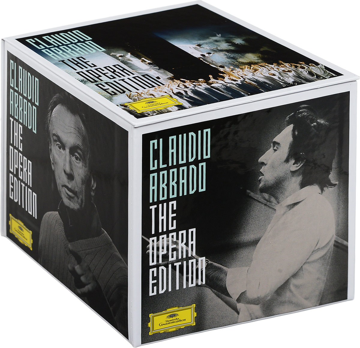 Клаудио Аббадо Claudio Abbado. The Opera Edition (60 CD) claudio abbado sting prokofiev peter and the wolf