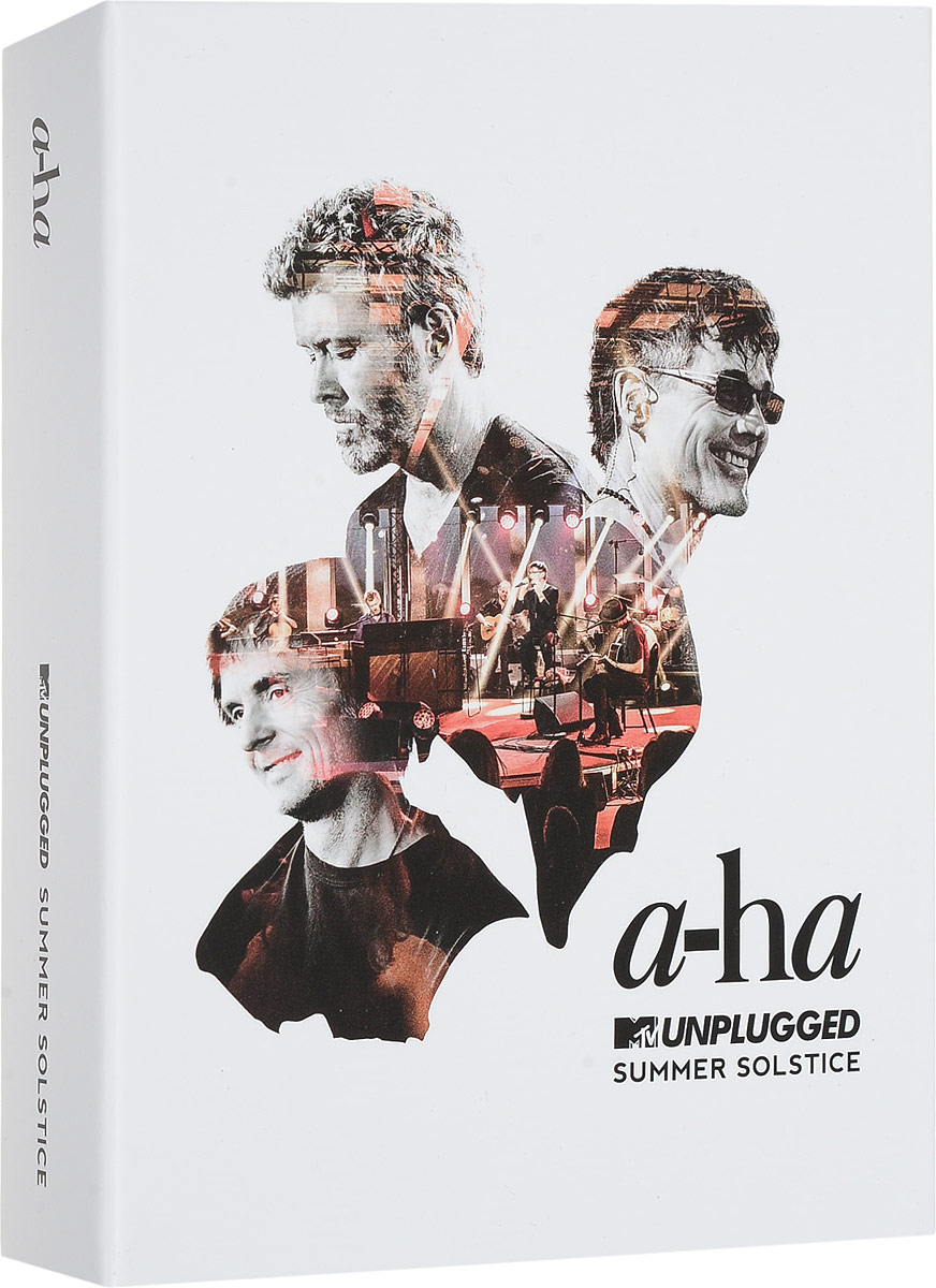 A-Ha A-ha. MTV Unplugged (Summer Solstice) (2 CD + DVD + Blu-ray) placebo mtv unplugged limited deluxe edition blu ray dvd cd
