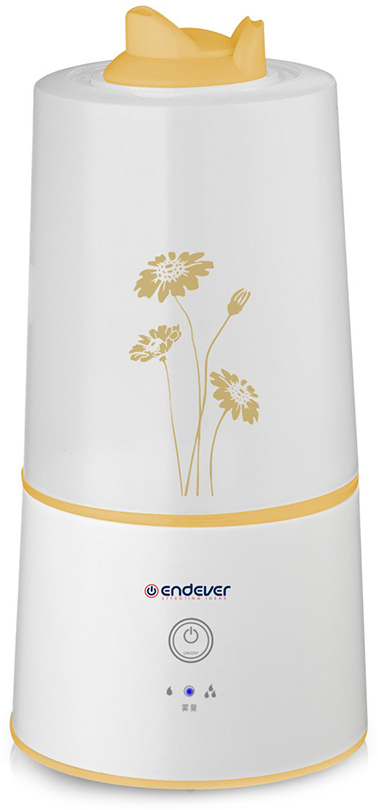 Endever Oasis 130, White Yellow ультразвуковой увлажнитель воздуха mochu 23134 23134ca 23134ca w33 170x280x88 3003734 3053734hk spherical roller bearings self aligning cylindrical bore